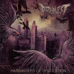 Arbalest - Harbingers Of Devolution - CD Cover