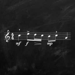 Die 4 Bausteine der Musik - Dynamik