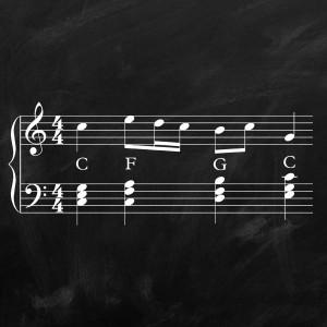 Die 4 Bausteine der Musik - Harmonik