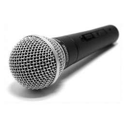 Das Mikrofon - Dynamisches Mikrofon