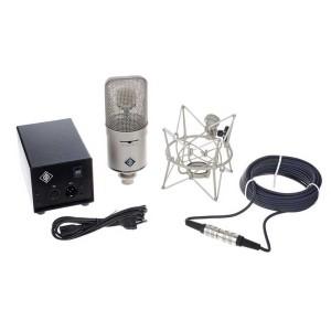 Das Mikrofon - Röhrenmikrofon