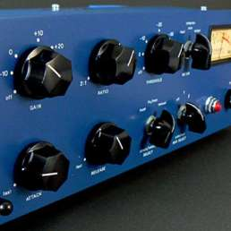 Der Audio-Kompressor - Opto-Kompressor