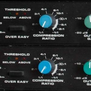 Der Audio-Kompressor - Ratio