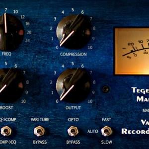 Der Audio-Kompressor - Kompression beim Aufnehmen
