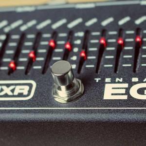 Der Equalizer (EQ) - Grafischer Equalizer - Frequenzbänder