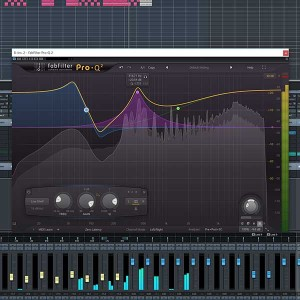 Der Equalizer (EQ) - Parametrischer Equalizer - Bell- & Shelf-Filter