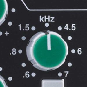 Der Equalizer (EQ) - Parametrischer Equalizer - Frequenz