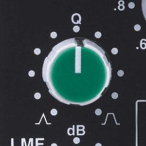 Der Equalizer (EQ) - Parametrischer Equalizer - Filtergüte (Q)
