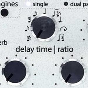 Echo und Delay - Delay Zeit