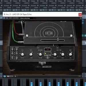 Echo und Delay - Tape-Echo