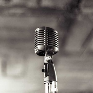 Geschichte der Musikproduktion - Bild eines Mikrofons