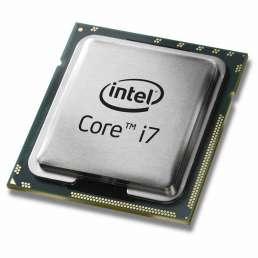 Homestudio PC - Bild einer CPU