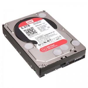 Homestudio PC - Bild einer magnetischen Festplatte