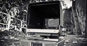 Homestudio PC - Bild eines alten, kaputten PCs