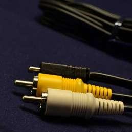 Kabel und Stecker - Cinch