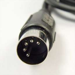 Kabel und Stecker - MIDI