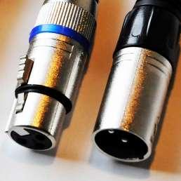 Kabel und Stecker - XLR
