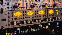 Der Mikrofon-Preamp (Vorverstärker) - Bild mehrerer Mic-Preamps