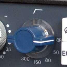 Der Mikrofon-Preamp (Vorverstärker) - Bild eines Low-Cut-Schalters an einem Mic-Preamp