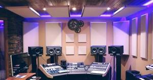 Raumakustik - Akustisch optimiertes Studio