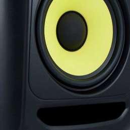 Studiomonitore und Kopfhörer - Bassreflexöffnung