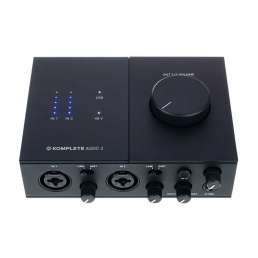 Die besten Audio-Interfaces für Einsteiger unter 150€ - Native Instruments Komplete Audio 2