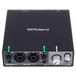 Die besten Audio-Interfaces für Einsteiger unter 150€ - Roland Rubix22