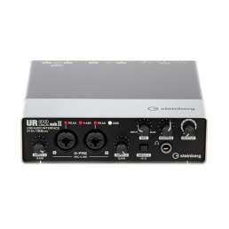 Die besten Audio-Interfaces für Einsteiger unter 150€ - Steinberg UR22 MK2